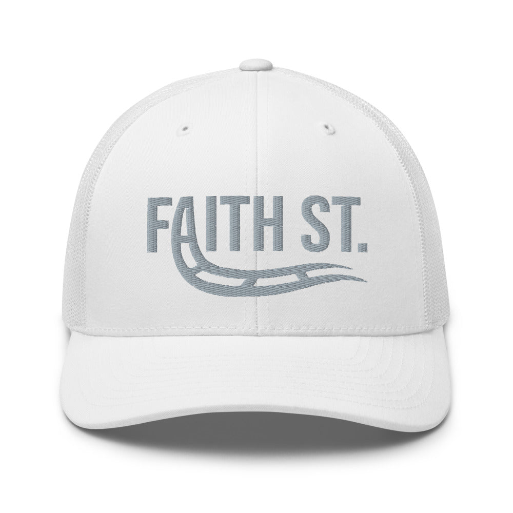 Faith Street Steve Harvey Hat