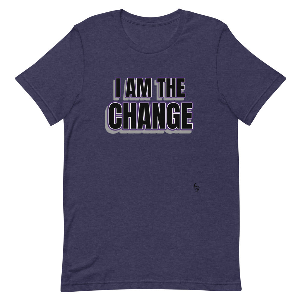 I am the change Steve Harvey shirt