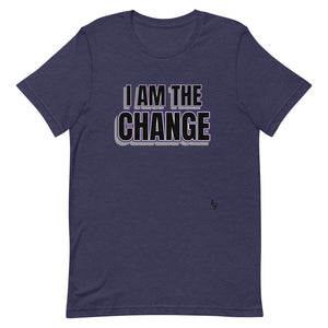 Load image into Gallery viewer, I am the change Steve Harvey shirt
