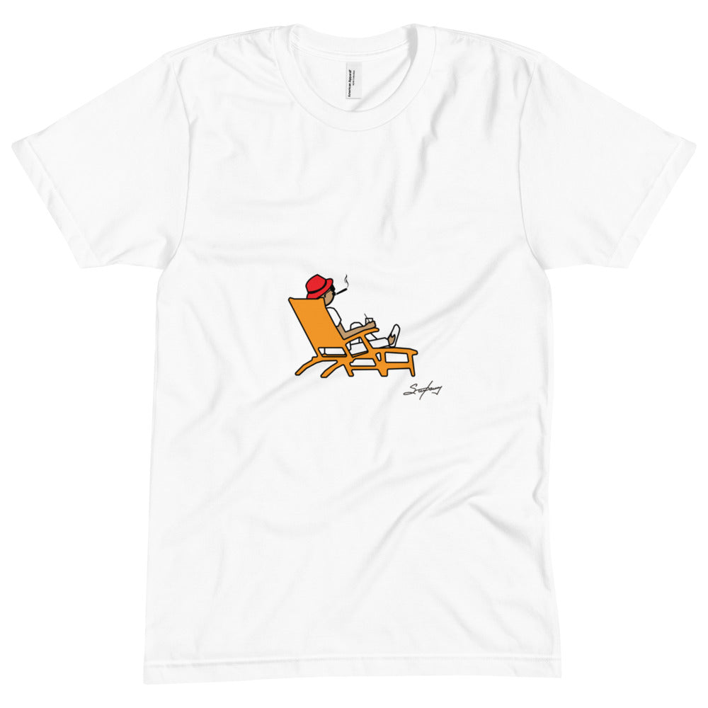 Load image into Gallery viewer, Steve Loungin' Emoji Unisex T-Shirt