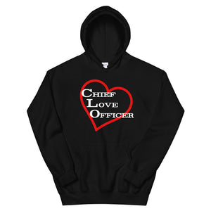 Load image into Gallery viewer, Chief Love Officer Steve Harvey Hoodie