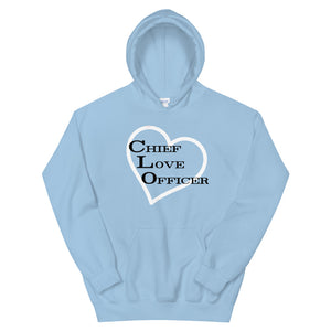 Load image into Gallery viewer, CLO Heart Hoodie