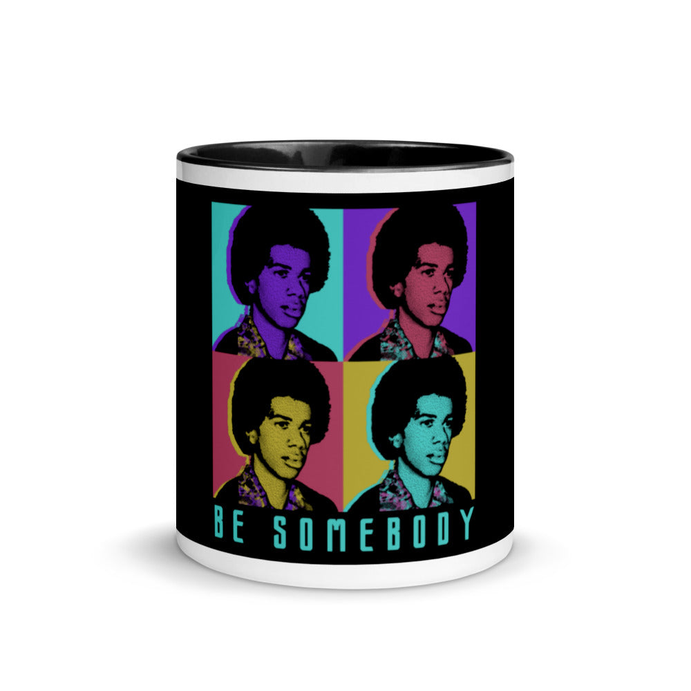 "Steve Harvey ""Be Somebody"" Warhol Mug"