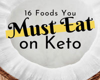 Keto Food List: What To Eat and Avoid on the Keto Diet