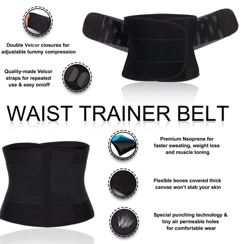 PWRFLEX™ Men's Waist Trimmer