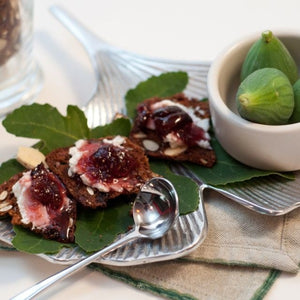 Black Mission Fig with Fennel Seeds
