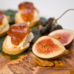 Brown Turkey Fig with Sourwood Honey and Ceylon Cinnamon