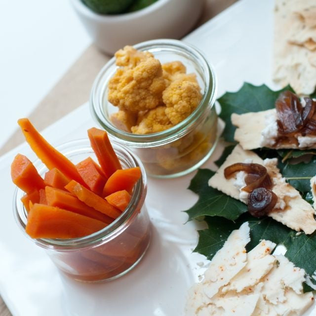 Indian Carrot and Lime Pickles