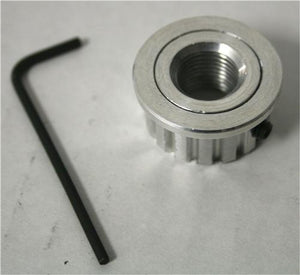 Aluminum Pulley - 20 XL Reamed
