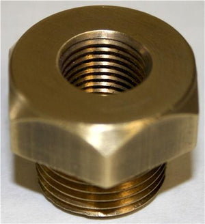 "Carriage Nut - 1/2"" Hex for Model #02101, 02201  *** CURRENTLY BACK ORDERED UNTIL JUNE 30, 2021 ***"