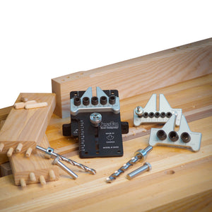 Dowelling Jig Master Kit   *** CURRENTLY BACK ORDERED UNTIL JUNE 30, 2021 ***