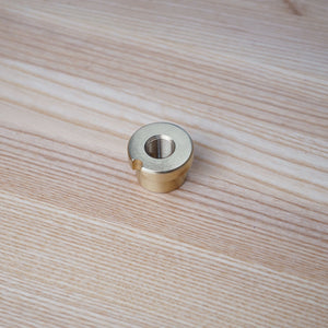 "Carriage Nut - 1/2"" Round w/ Notch for Model #02101, 02201   *** CURRENTLY BACK ORDERED UNTIL JUNE 30, 2021 ***"
