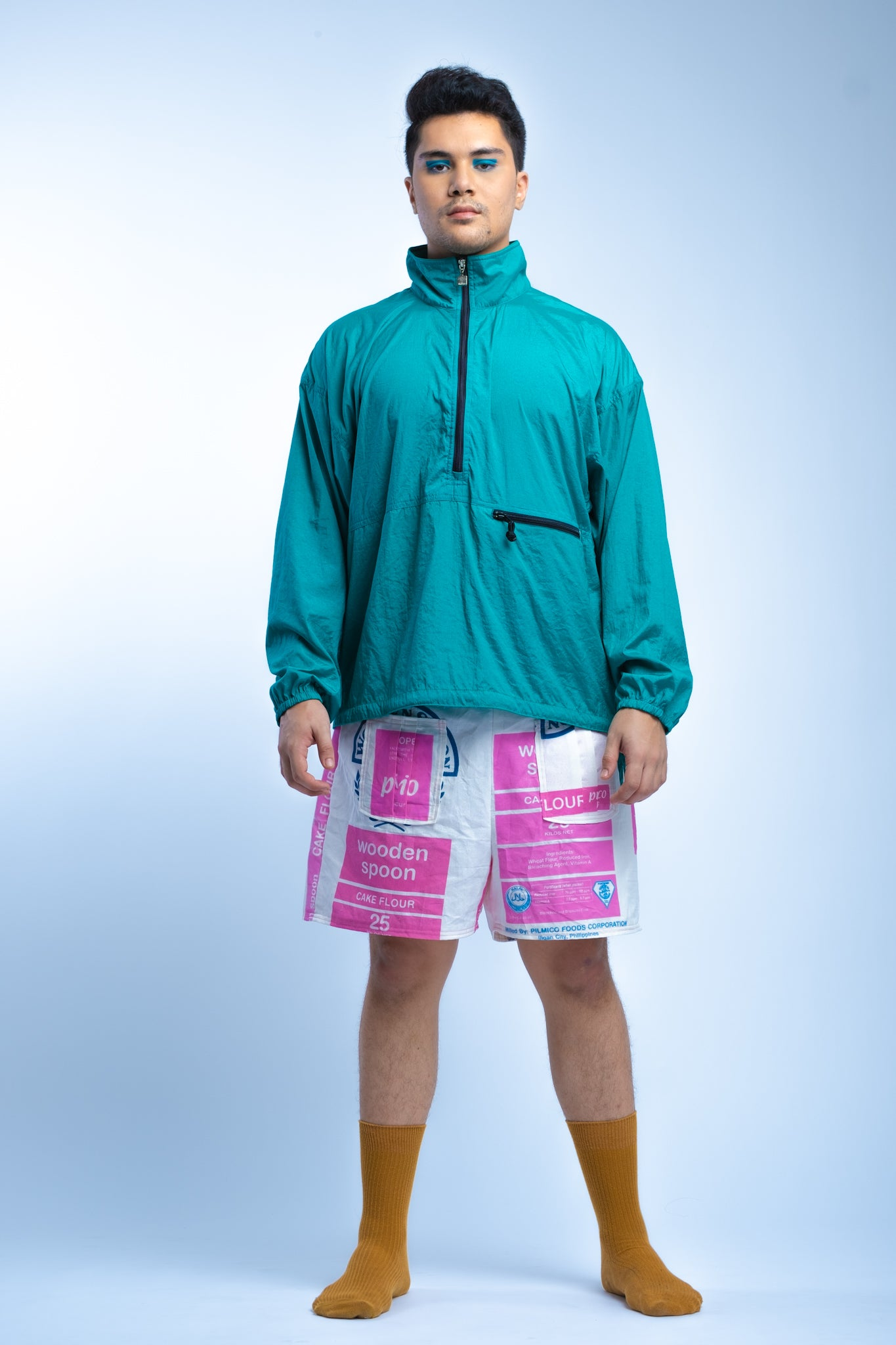 Flour Power Shorts