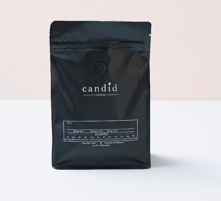 TOTEdo Na TOTEs Bag - Candid Coffee Collaboration: Single Origin