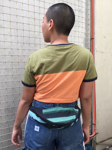 Board Shorts To Belt Bag
