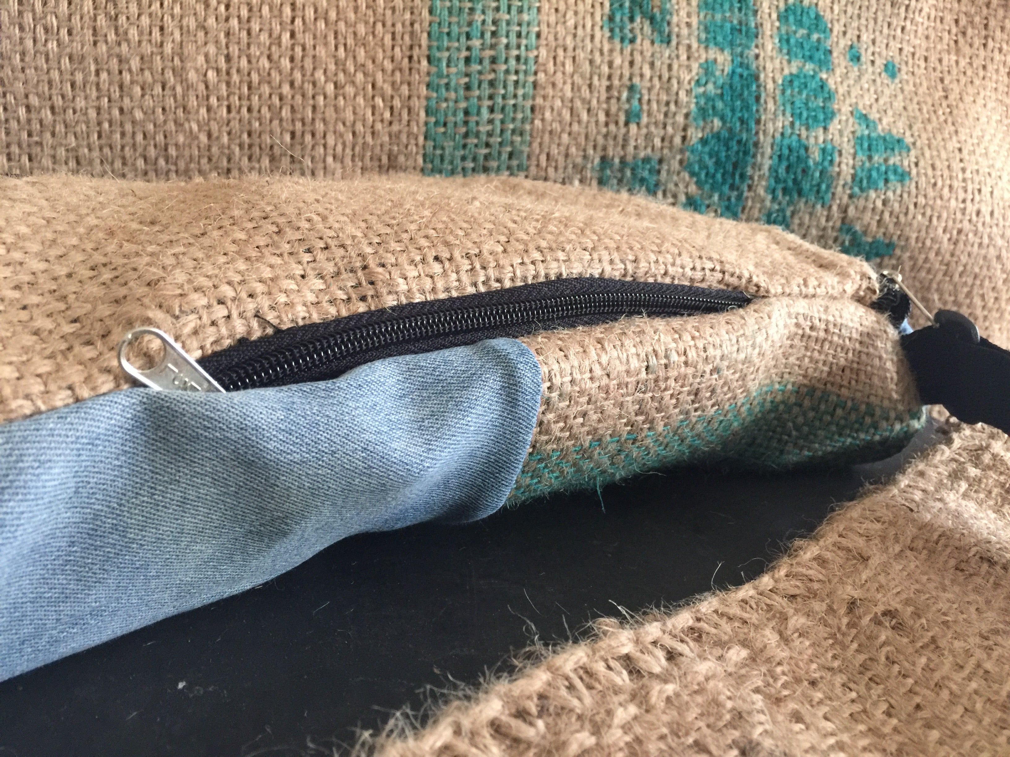 #sustainaBELT - Yardstick Coffee Collab - Denim