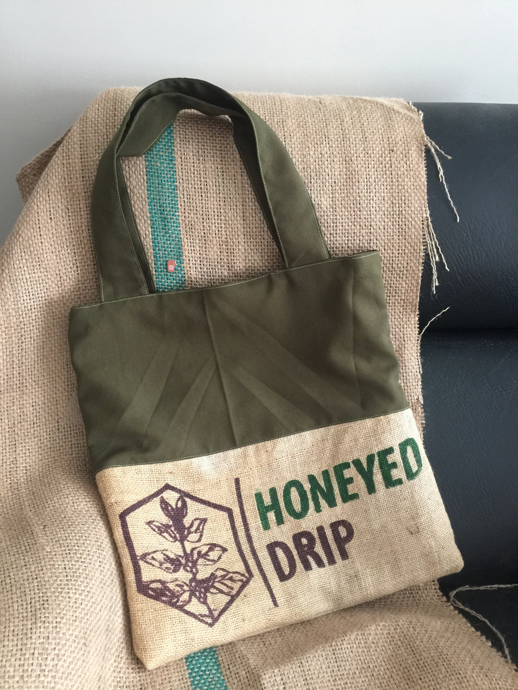 TOTEdo Na TOTEs Bag - Yardstick Coffee Collab - Honeyed Drip