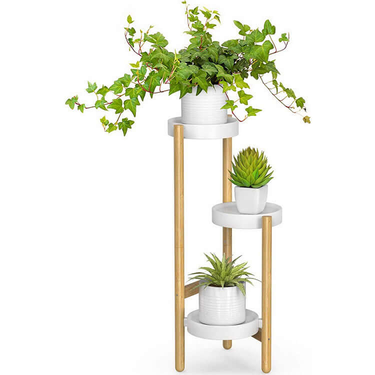 Bamboo Plant Stand - Robeet