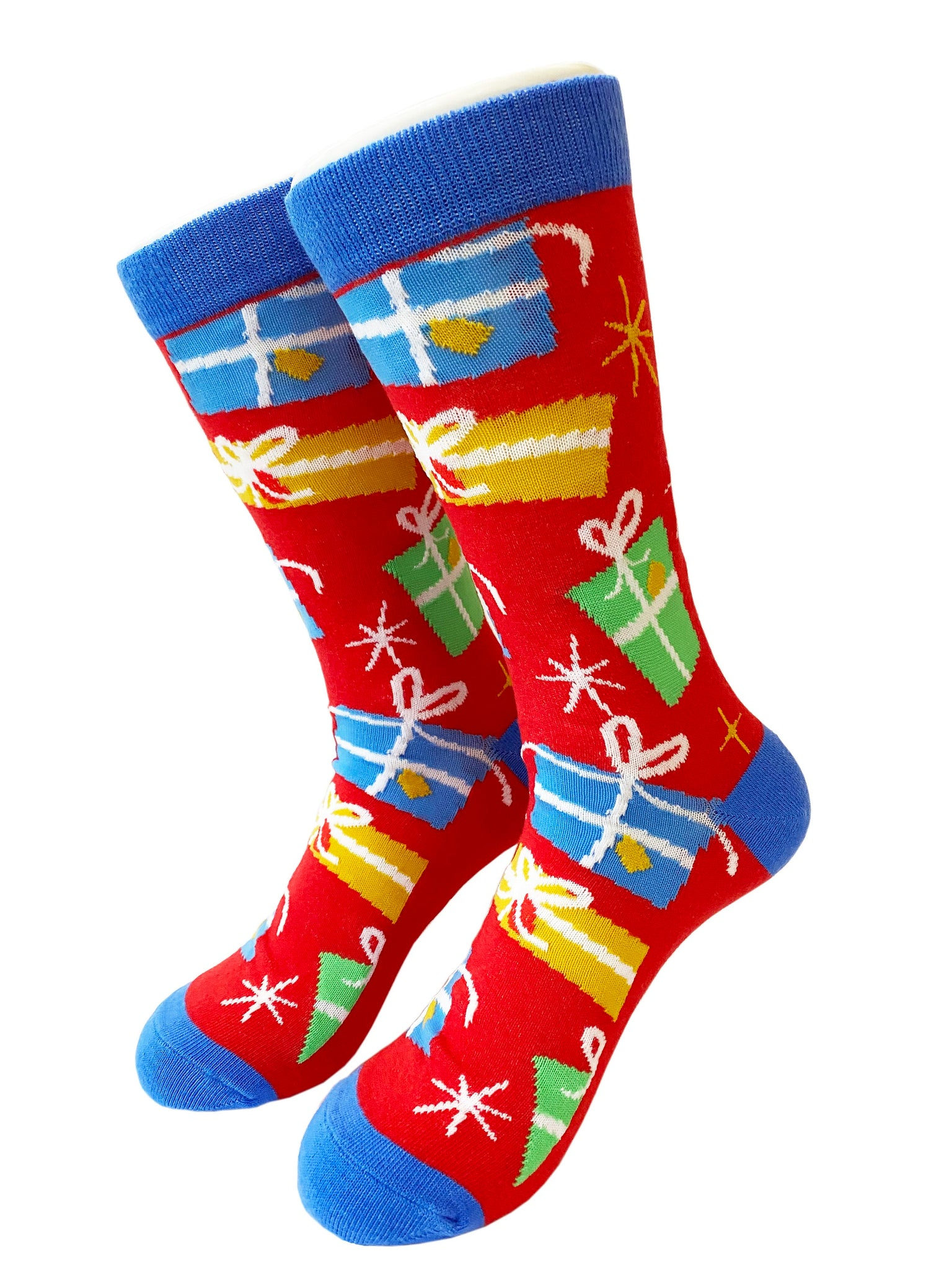 Jolly Soles Christmas Present Socks