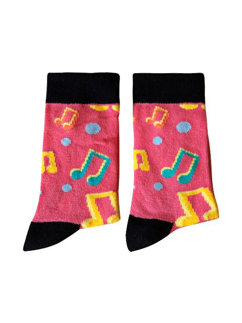 Music Notes - Extra Small-Individuals-[fundraiser]-Jolly Soles