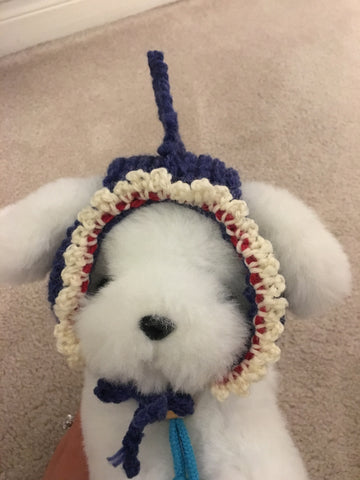 Knit Shark hat