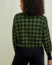 Load image into Gallery viewer, People Tree Esme Houndstooth Jumper