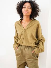 Tribe Alive Oversized Tunic