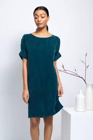 Natalie Busby Cupro Everyday T Dress