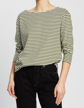 Load image into Gallery viewer, People Tree Emma Stripe Top
