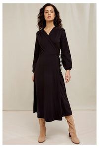 People Tree Inga Wrap Dress