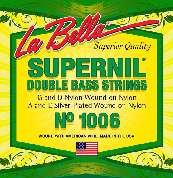 SET LABELLA SUPERNIL NYL BASS