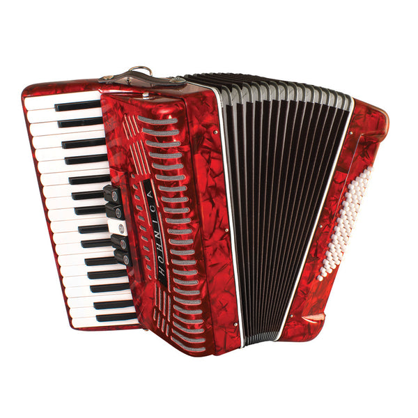 HOHNER 72-BASS ACCORDION