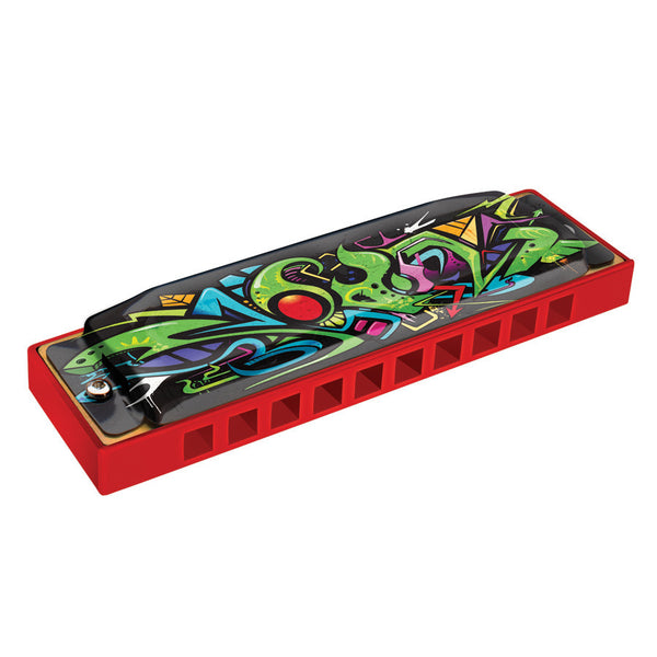 HOHNER RED DRAGON TAGGED G