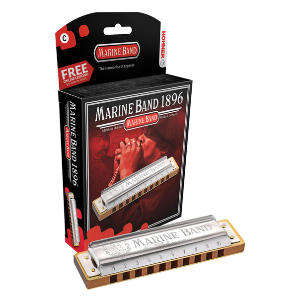 Harmonica Mar. Band BP  A
