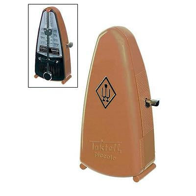 Wittner 835 Taktell Piccolo Metronome Light Brown Most Popular Compact Pendulum