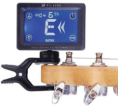New Technology! Profile PT-4000 USB Rechargeable Clip-On Touch Screen Tuner