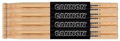 Cannon CANN2BN Brick 2B Nylon Dark Oak Drumsticks