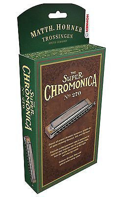 Hohner 270BX-CT Super Chrominca C -Tenor