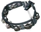 Latin Percussion LP160 Mountable Cyclops Tambourine - Black
