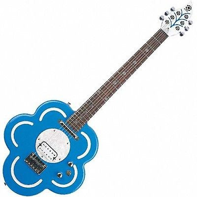 Daisy Rock Girl Guitars: Daisy Artist Guitar (Awesome Blue)