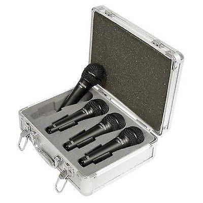 Audix F50-BPACK Multi-Purpose Mic, 4 Pack