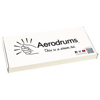 Aerodrums Air Drumming Percussion Instrument