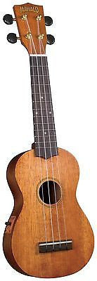 Mahalo U-220E Economy Soprano Ukulele with Bag