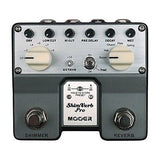 MOOER SHIMVERB PRO TWIN PEDAL