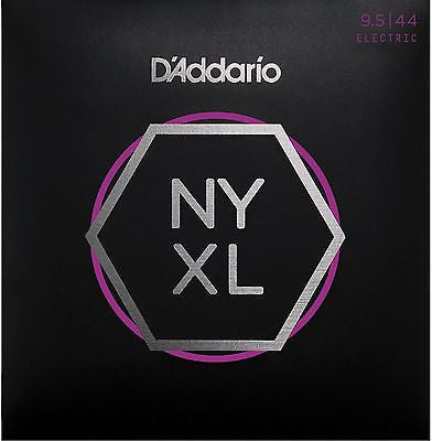 D'Addario NYXL09544 Nickel Wound Electric Guitar Strings, Super Light Plus, 9...