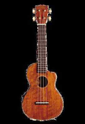 NEW! Mahalo Hano Elite Electric Cutaway Arched Back Uke Ukulele w/ Gig Bag