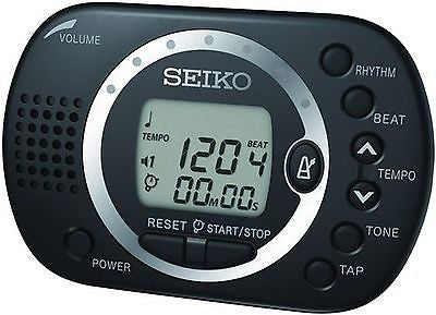 Seiko Digital Metronome - Black