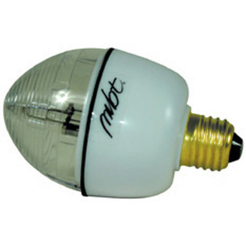New! Quality MBT Large EGG STROBE - Standard Screw Lamp Base - Adjustable Speed