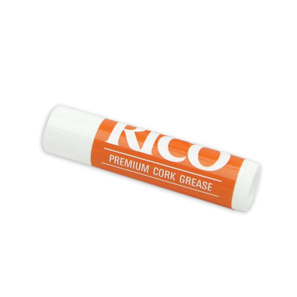 New! Rico Premium Cork Grease - Single Tube  For All Woodwinds - Prevents Damage