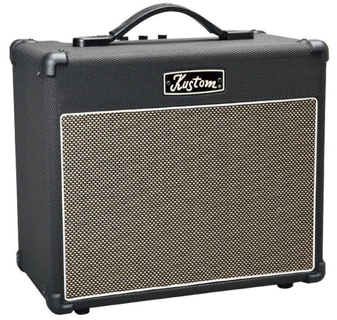 "New! Kustom Phase Series 10 Watt 1 x 12"" Combo Amplifier Vintage Style"
